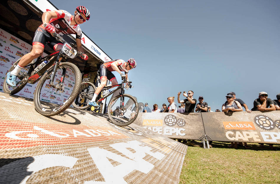 How to successfully pass Cape Epic?