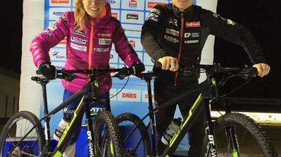 Czech biathletes again on Superior bikes