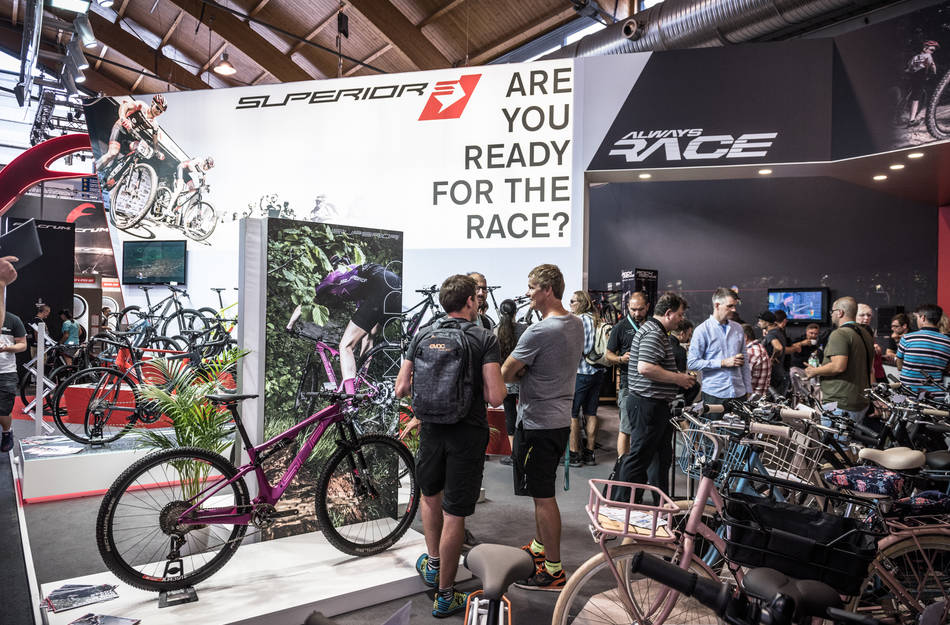 SUPERIOR INTRODUCED COLLECTION 2018 AT EUROBIKE 2017